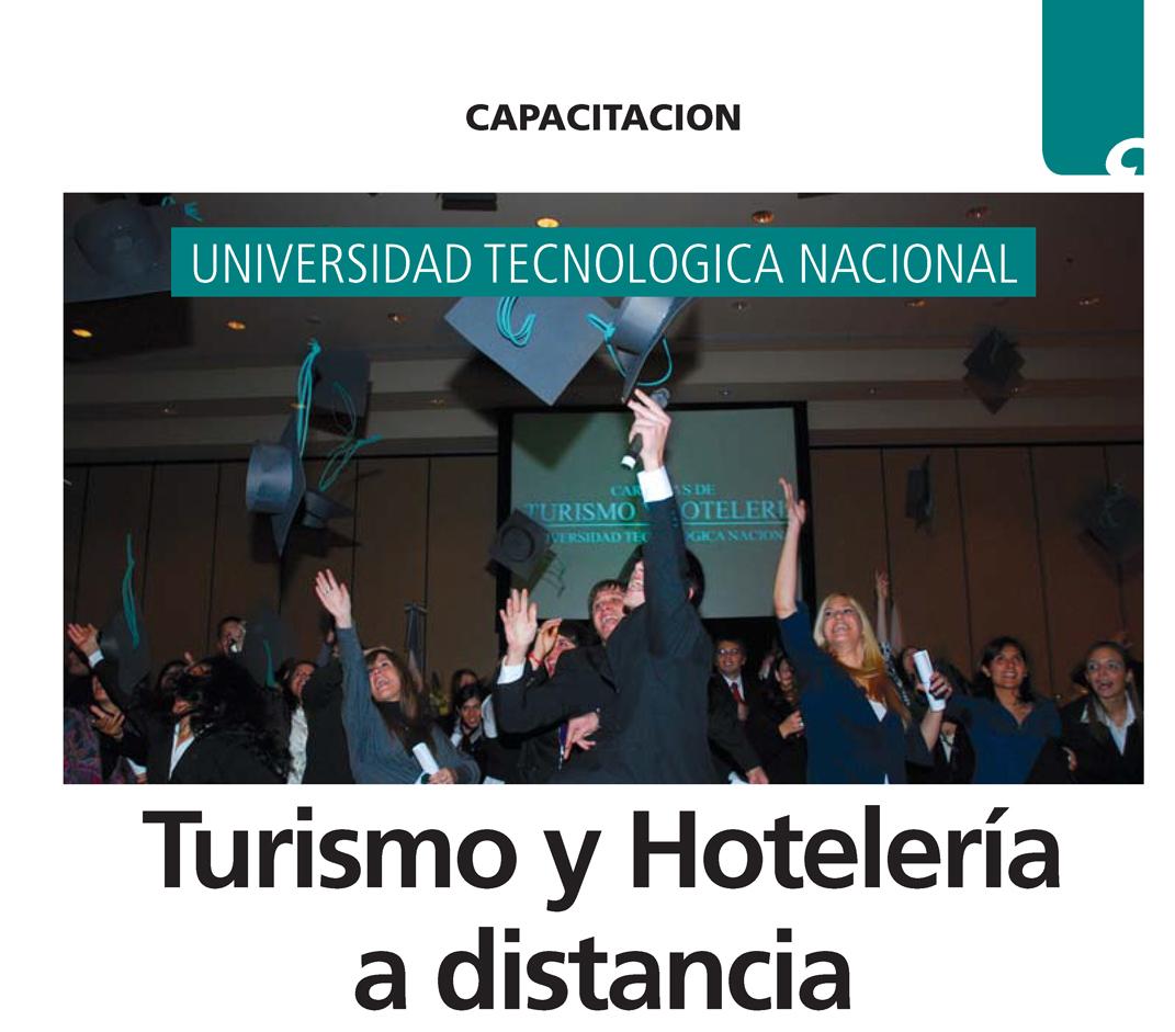 Licenciatura en turismo y hotelería a distancia archivos - Turismo y ...